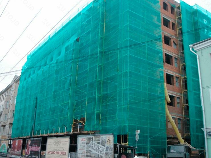 сетка фасад